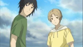 Кадр 0 аниме Тетрадь дружбы Нацумэ 3