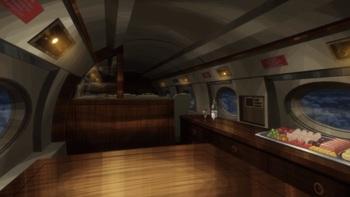 Кадр 1 аниме Восточный Эдем: Фильм второй — Потерянный рай