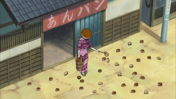 Кадр 3 аниме Гинтама 2