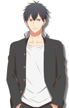 Аниме персонаж Рицука Уэнояма