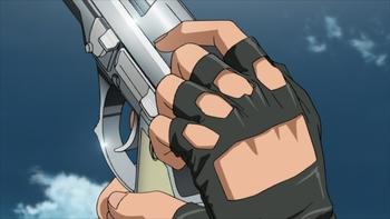Кадр 1 аниме Пираты «Чёрной лагуны»