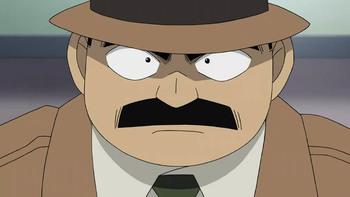 Кадр 1 аниме Детектив Конан: Квартал молчания