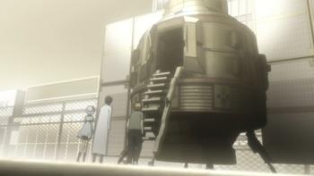 Кадр 0 аниме Врата Штейна: Найти недостающее звено — Деление на ноль
