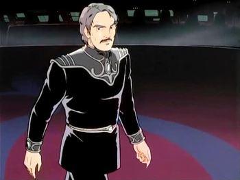 Кадр 1 аниме Легенда о героях Галактики