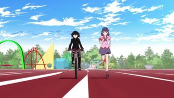 Кадр 1 аниме История цветов