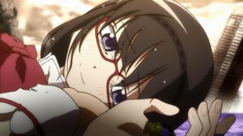 Кадр 2 аниме Девочка-волшебница Мадока★Волшебный фильм 2:  История вечности