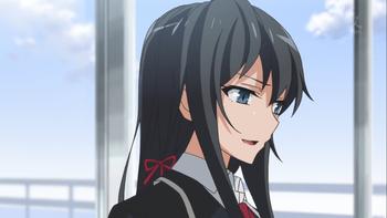 Кадр 0 аниме Как и ожидалось, моя школьная романтическая жизнь не удалась