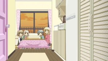 Кадр 0 аниме Наброски Хидамари: Выпускной Саэ и Хиро