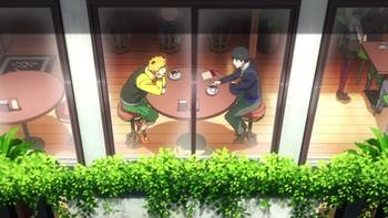 Кадр 2 аниме Токийский гуль
