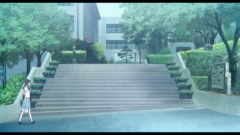 Кадр 2 аниме Лиз и синяя птица