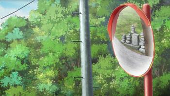 Кадр 1 аниме Тетрадь дружбы Нацумэ 6