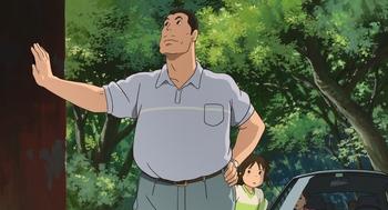 Кадр 3 аниме Унесённые призраками