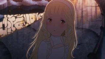 Кадр 3 аниме Укрась прощальное утро цветами обещания