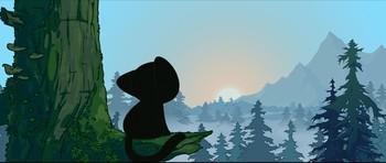 Кадр 3 аниме Легенда о Ло Сяохэе