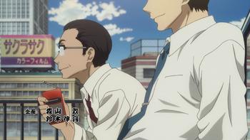Кадр 1 аниме Сёва-Гэнроку: Двойное самоубийство по ракуго