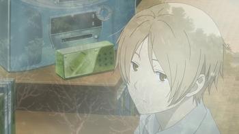 Кадр 2 аниме Тетрадь дружбы Нацумэ: Однажды зимним днём