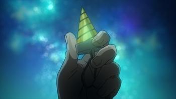 Кадр 1 аниме Гуррен-Лаганн, пронзающий небеса