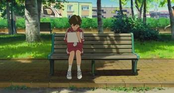 Кадр 0 аниме Воспоминания о Марни