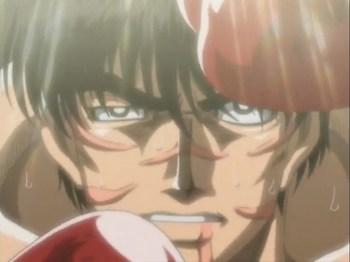 Кадр 3 аниме Первый шаг: Машиба против Кимуры