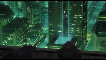 Кадр 1 аниме Призрак в доспехах: Синдром одиночки 2