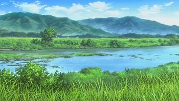 Кадр 1 аниме Тетрадь дружбы Нацумэ: Эфемерная связь