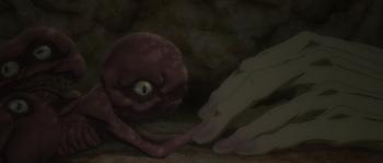 Кадр 2 аниме Берсерк: Золотой Век III — Сошествие