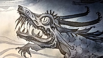 Кадр 1 аниме Заклинательница зверей Эрин