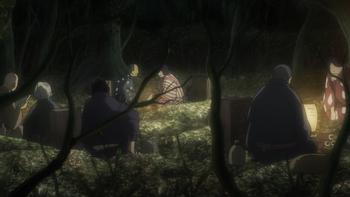 Кадр 2 аниме Мастер муси: Следующая глава