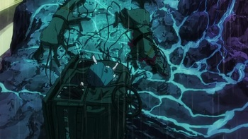Кадр 3 аниме Невероятное приключение ДжоДжо