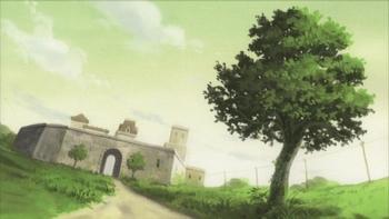 Кадр 3 аниме Союз Серокрылых