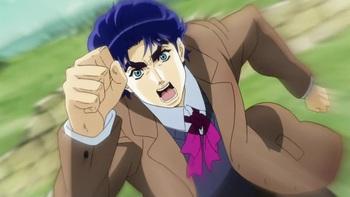 Кадр 0 аниме Невероятное приключение ДжоДжо