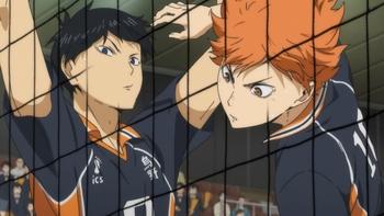 Кадр 3 аниме Волейбол!! 3