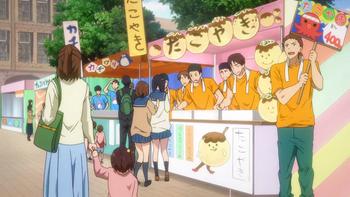 Кадр 3 аниме Вольный стиль! Вечное лето — Спецвыпуск