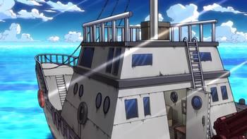 Кадр 1 аниме Невероятное приключение ДжоДжо: Рыцари звёздной пыли