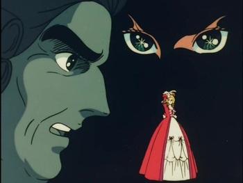Кадр 2 аниме Роза Версаля