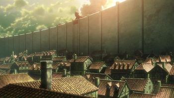 Кадр 2 аниме Атака титанов: Выбор без сожалений