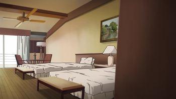 Кадр 0 аниме Темнее чёрного: Чёрный контрактор — Гайдэн