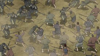 Кадр 2 аниме Царство 2