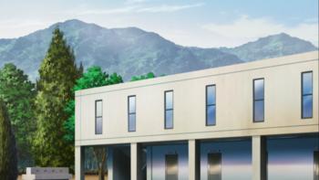 Кадр 1 аниме Лагерь на свежем воздухе: Спецвыпуски