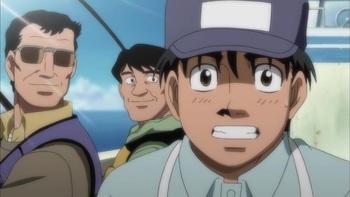 Кадр 2 аниме Первый шаг: Новый вызов