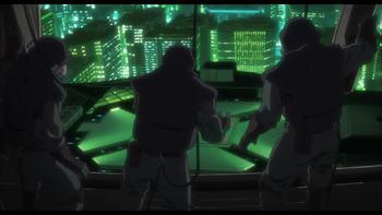 Кадр 2 аниме Призрак в доспехах: Синдром одиночки 2