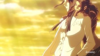Кадр 2 аниме Гандам: Железнокровные сироты 2