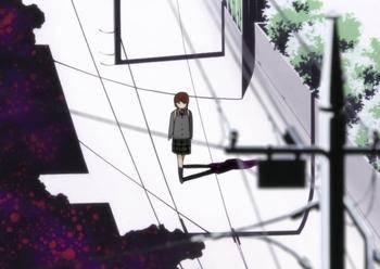 Кадр 3 аниме Эксперименты Лэйн