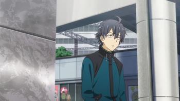 Кадр 2 аниме Как и ожидалось, моя школьная романтическая жизнь не удалась 2 OVA