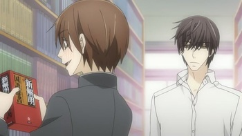Кадр 1 аниме Лучшая в мире первая любовь OVA