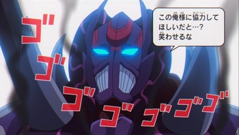 Кадр 2 аниме Ох уж этот экстрасенс Сайки Кусуо! Начало