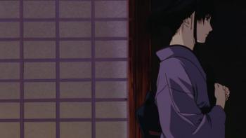 Кадр 3 аниме Бродяга Кэнсин: Прошедшие годы