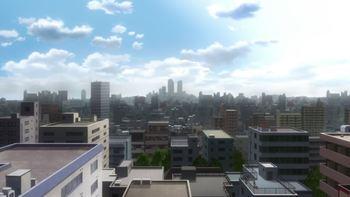 Кадр 0 аниме Граница пустоты: Благословение будущего