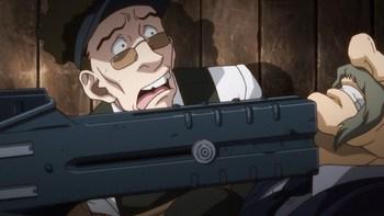 Кадр 1 аниме Триган: Переполох в пустошах
