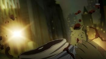 Кадр 3 аниме Фронт кровавой блокады
